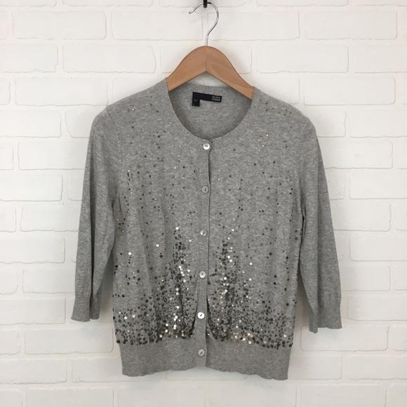 1b4657fdd4e0 Eileen Fisher Sweaters - Eileen Fisher Sequin Cardigan